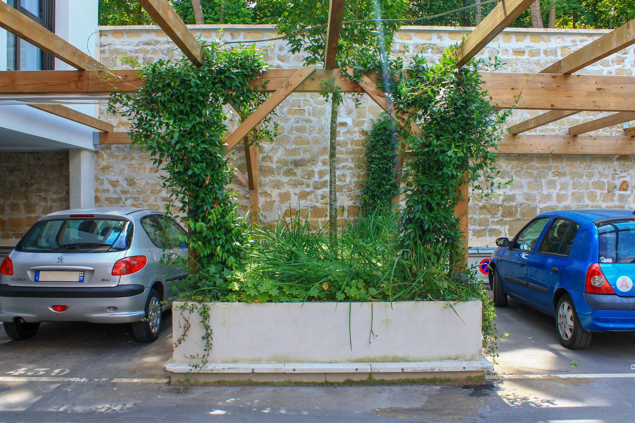 Verdure parking