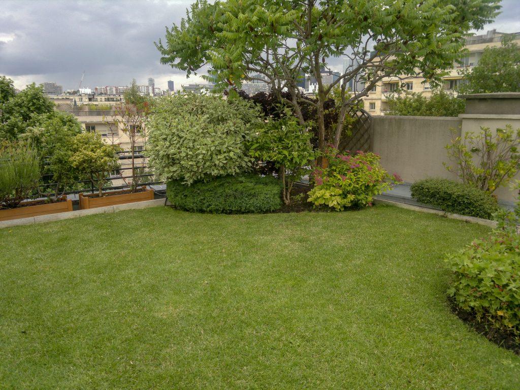 Idée aménagement jardin
